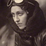 NPG x17127; Amy Johnson by John Capstack